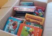 Distribution au Jardin d'enfants de CAMPIM